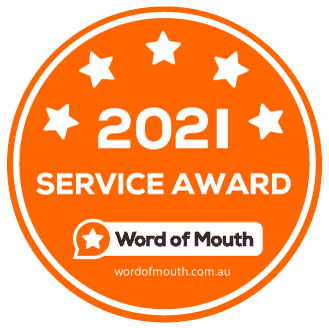 Service Awards 2021